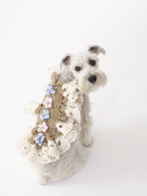 The Best Sweaters and Coats to Crochet for your Dog ? free ...