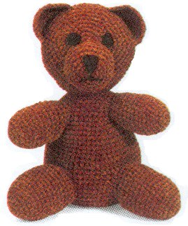 Free Crochet Patterns For Teddy Bear Sweaters : Crochet a Bear ? 13 free patterns ? Grandmothers Pattern Book