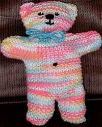 More Bears to Knit – 9 free patterns – Grandmother's Pattern Book