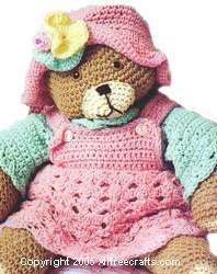 Crochet a Bear ? 13 free patterns ? Grandmothers Pattern Book