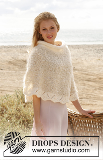 Knitting Pattern: Halterneck Top For Little Girls