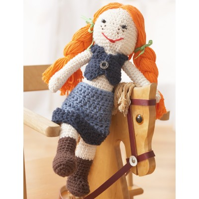 Dolls to Crochet – free patterns