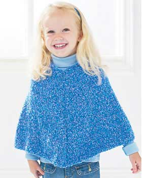 The Prettiest Spring Ponchos to Knit   free patterns Grandmothers Patt...