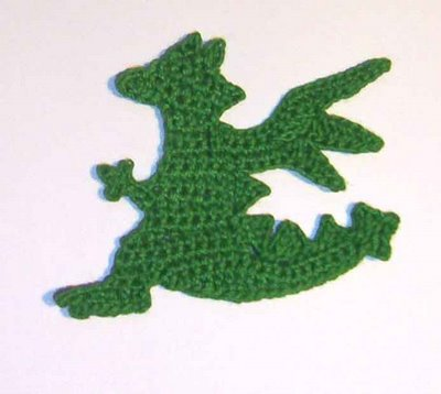 Dragon Applique Pattern | Home Design And Accessories