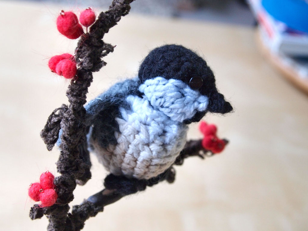 More Birds to Crochet free patterns Grandmothers ...