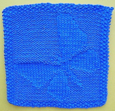 Free Knitting Pattern Butterfly Dishcloth : Butterflies to Knit   free patterns   Grandmothers Pattern Book