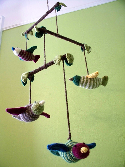 Birds To Knit For Spring Free Patterns Grandmothers Pattern Book