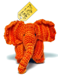 Circus Time! Circus Elephants to Knit and Crochet – free