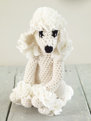 Marvelous Poodles To Knit And Crochet Free Patterns