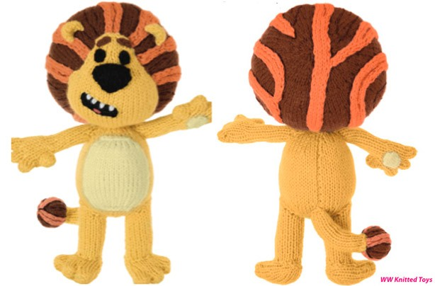 Circus time lions and tigers to knit and crochet free patterns vintage knit lion and tiger patterns lots of nice vintage patterns on this page scroll down to find lion and tiger patterns click link to go to pdf dt1010fo