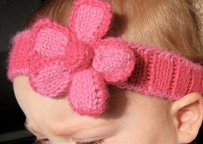 Knit Hair Accessories Free Patterns Grandmother S