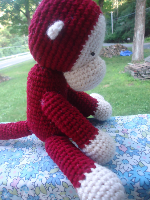 Monkeys to Knit and Crochet ? free patterns ? Grandmother ...