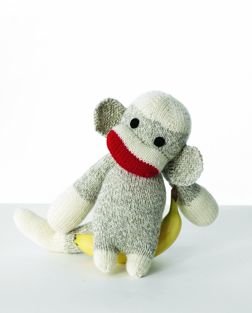 Monkeys to Knit and Crochet – free patterns – Grandmother\'s Pattern ...