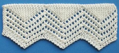 Knitted Edgings Patterns Free : Even More Knit Lace Trim and Edgings   free patterns   Grandmothers Patt...