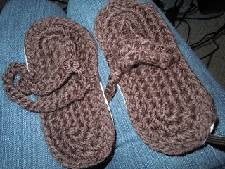 Sandals And Flip Flops To Crochet Free Patterns Grandmothers
