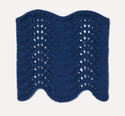 More Lovely Knit Lace Trim And Edging Free Patterns