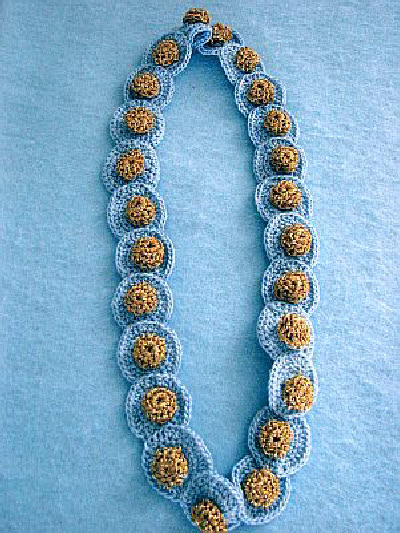 Free Crochet Necklace Patterns Grandmothers Pattern Book