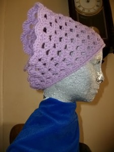 Free Crochet Patterns for Hooded Scarves - Rhelena on HubPages