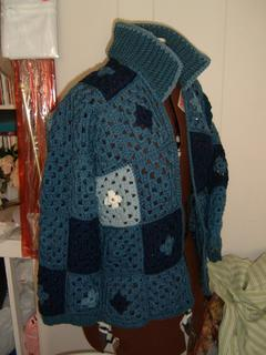 Granny Square Afghans - Free Granny Square Crochet Afghan
