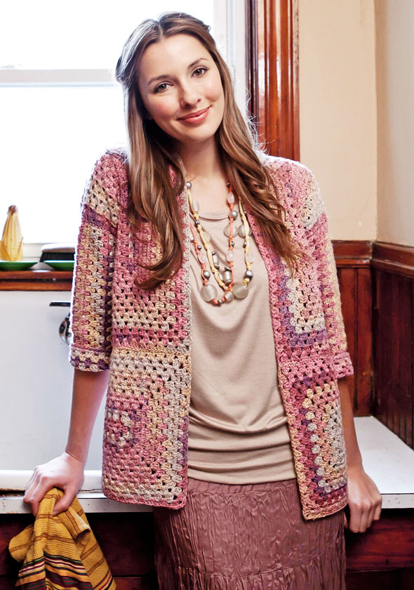 More Clothing to make from Granny Squares ? free crochet ...