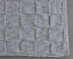 Knitting Pattern For Baby Blanket Squares : Knit a Square, Make an Afghan   free patterns   Grandmothers Pattern Book