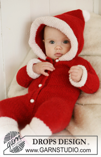 Christmas Jumpsuit Sizes Newborn To 3 4 Yrs Knit