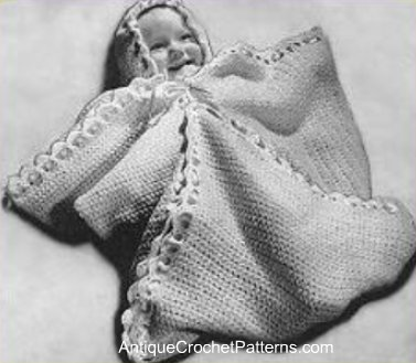 Precious baby cocoons and buntings free patterns to knit and loving memories vintage baby bunting knit dt1010fo