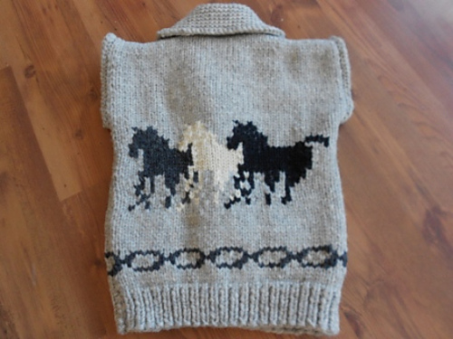 Reader Request   Sweaters with Horse Patterns   free ...