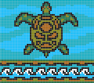 TURTLE COLOUR