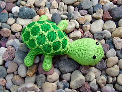 Knitted Turtle Pattern : Reader Request   Everything Turtles   free patterns to knit   Grandmother...