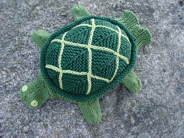 Reader Request – Everything Turtles – free patterns to knit ...
