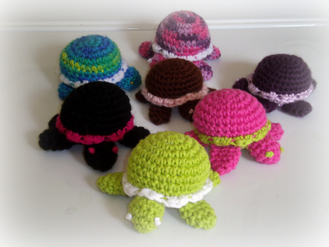 Reader Request Everything Turtles free patterns to ...