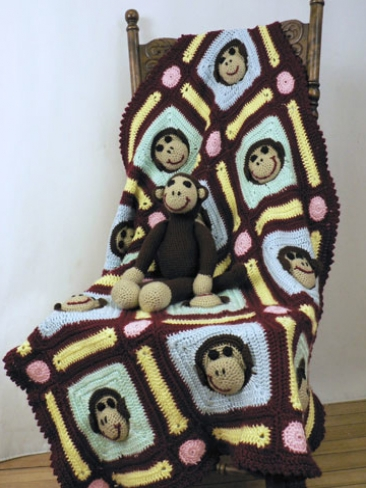 More Story Time Afghans for Children   free patterns to ...