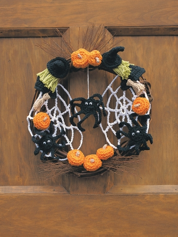 quick and fun treats to knit and crochet for halloween