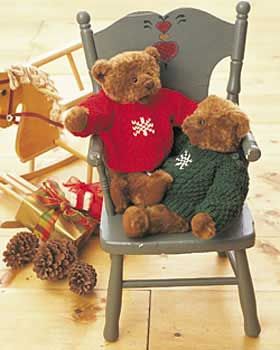 Free Crochet Patterns For Teddy Bear Sweaters : Reader Request ? Sweaters for Bears ? free patterns to ...