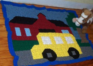 Even More Story Time Afghans For Kids Free Patterns To