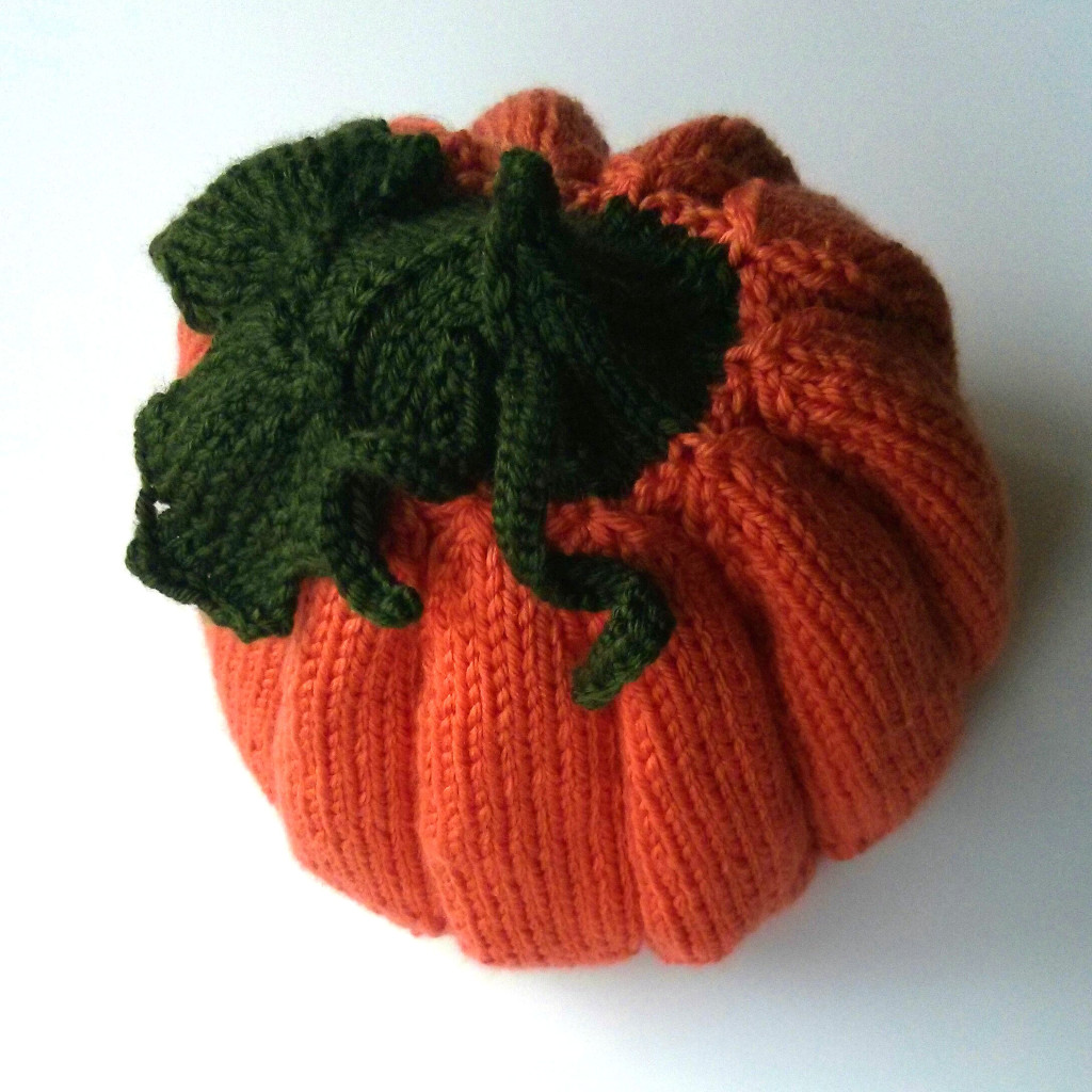 Even More Knit Pumpkins 17 Free Patterns Grandmother S