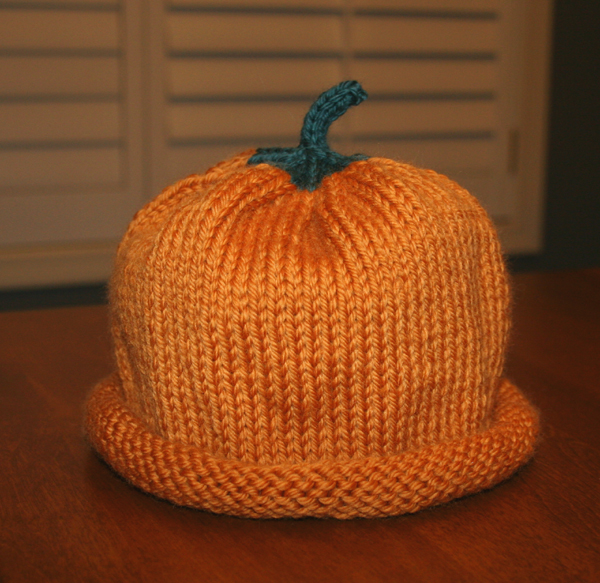 Free Pattern Crochet Pumpkin Hat : Even More Knit Pumpkins ? 17 free patterns ? Grandmothers ...
