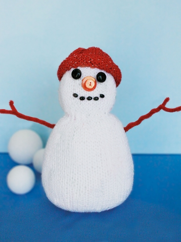 Ladybird Knitting Pattern : Let It Snow! Snowman and Snowflake Designs to Knit   23 free patterns   Grand...