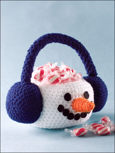 Let It Snow Snowflake And Snowman Designs To Crochet 30 Free