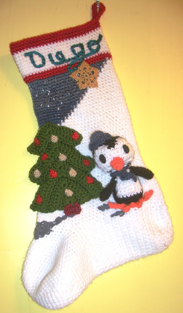 More Christmas Stockings to Crochet ? 14 free patterns ...