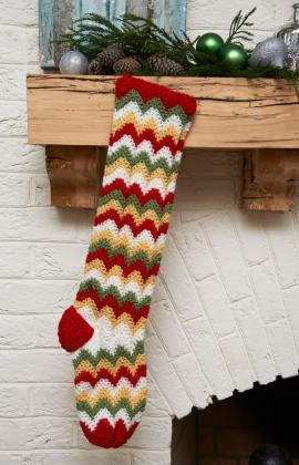 New! Christmas Stockings to Crochet – 18 free patterns ...