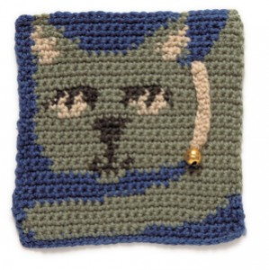 Crochet Cat Afghan Pattern : Reader Request ? A Cat Afghan to Crochet ? 7 free patterns ...