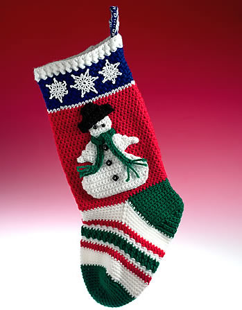 More Christmas Stockings To Crochet 14 Free Patterns