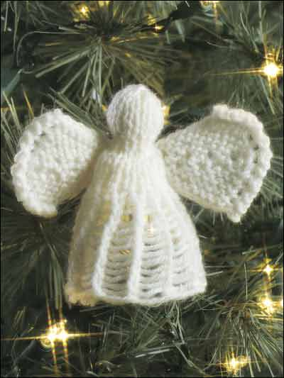 Angels to Knit   22 free patterns   Grandmothers Pattern Book