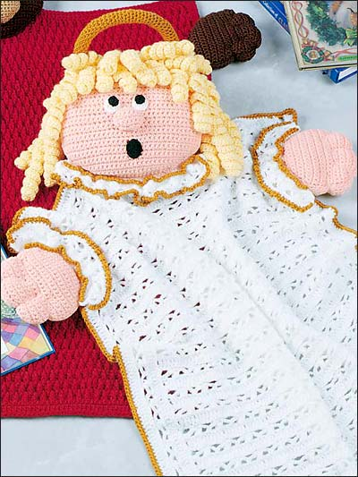 Lovely Crochet Angels 26 Free Patterns Grandmother S