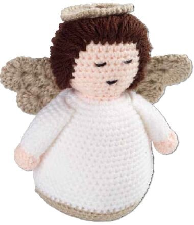 Amigurumi Birds Patterns : Lovely Crochet Angels 26 free patterns Grandmothers ...