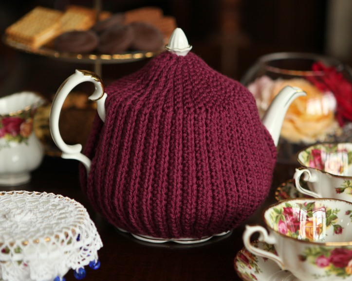 tea cosy template - the prettiest tea cozies to crochet 24 free patterns