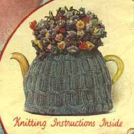The Prettiest Tea Cozies to Knit   19 free patterns   Grandmothers Patte...