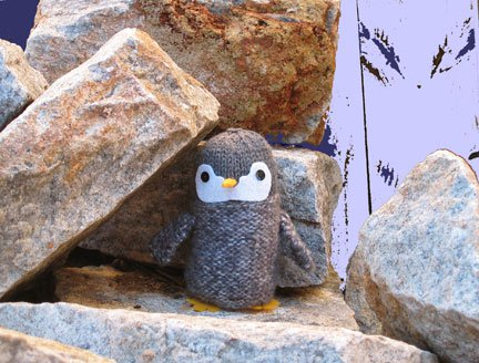Penguins To Knit 20 Free Patterns Grandmothers Pattern Book